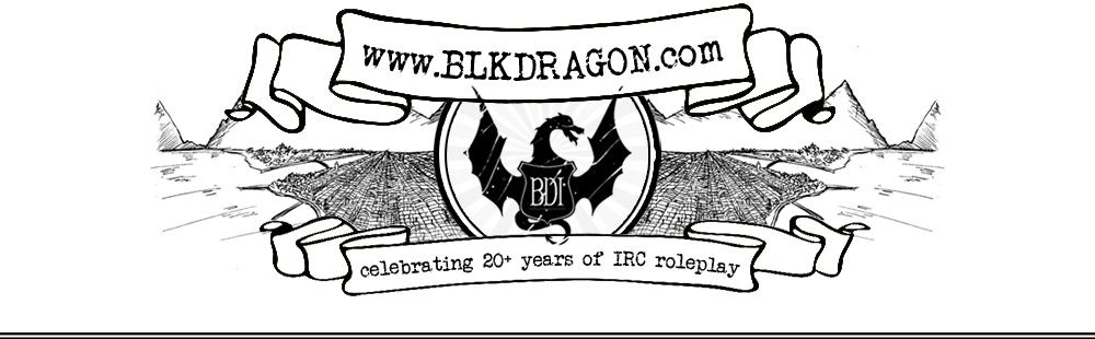 #BlkDragon*Inn