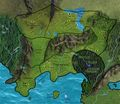 Pronvicial Arangoth map